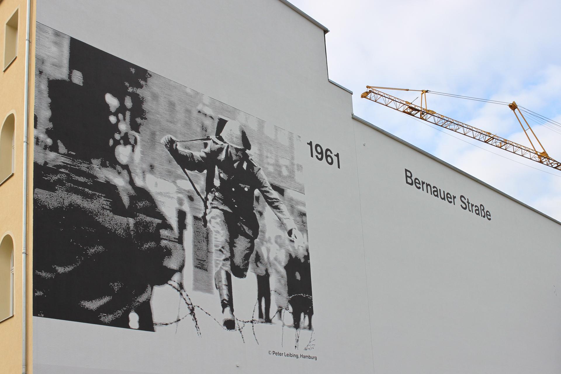 Wall Murals, Berlin Wall Memorial