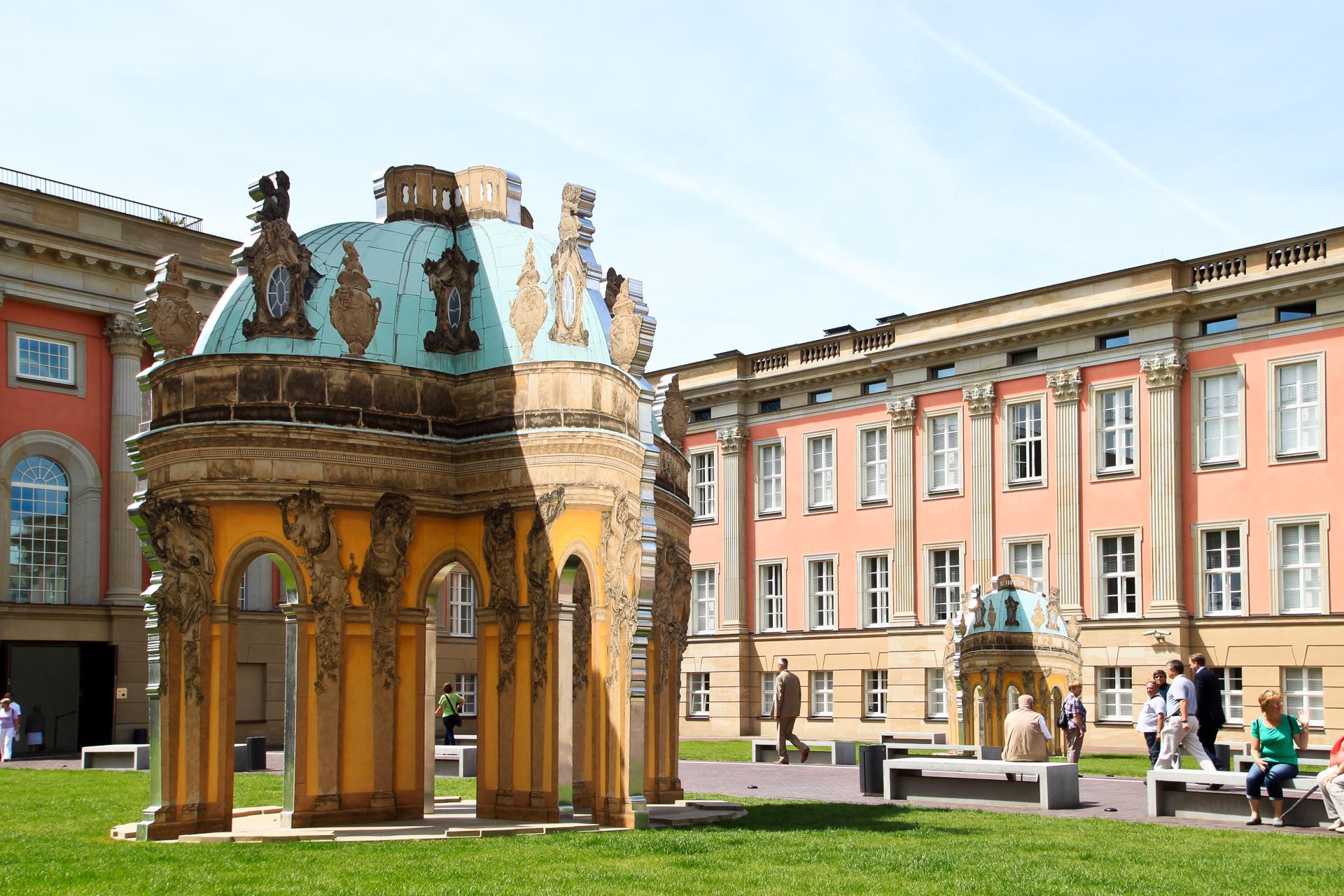 Zugabe – Schlosspavillon Potsdam