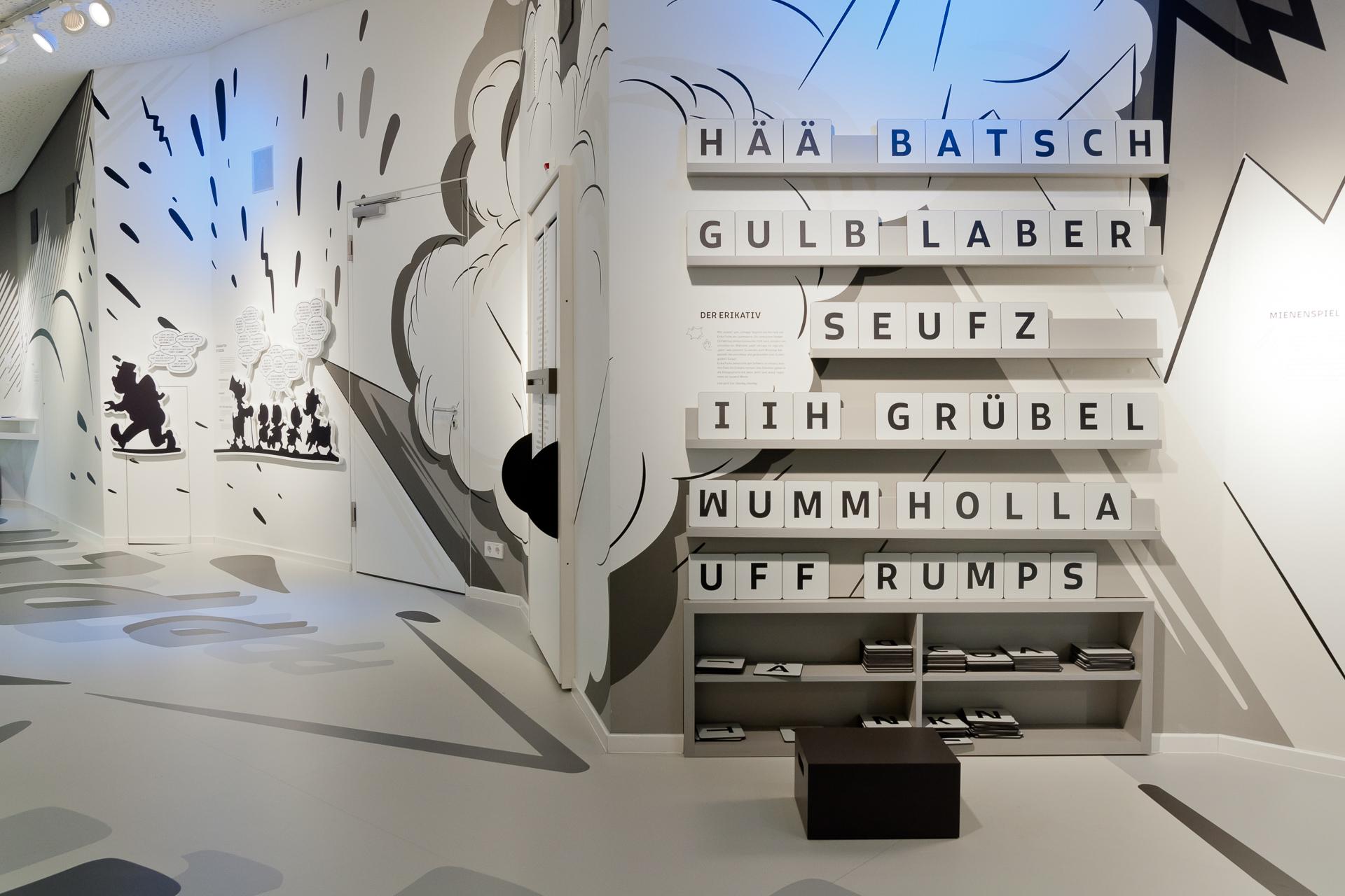 Erika-Fuchs-Haus | Museum für Comic und Sprachkunst