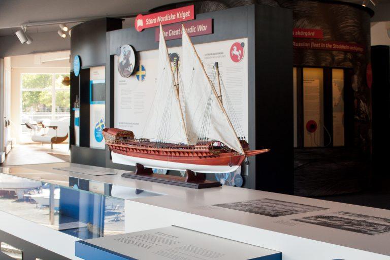 HAMN – Museum Nacka (Schweden)