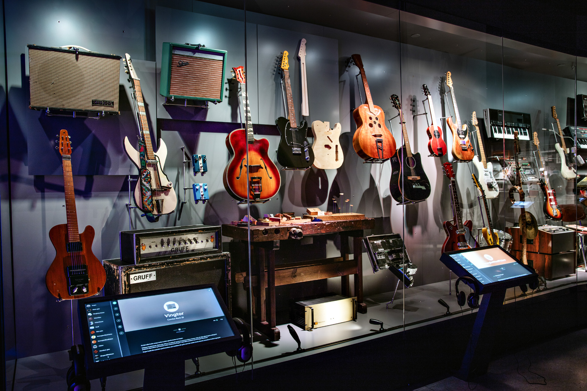 Rockheim Museum of Popular Music