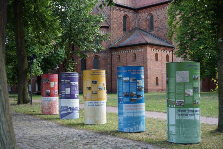 Ausstellung »Zauche. Ziegel. Zisterzienser« im Kloster Lehnin eröffnet
