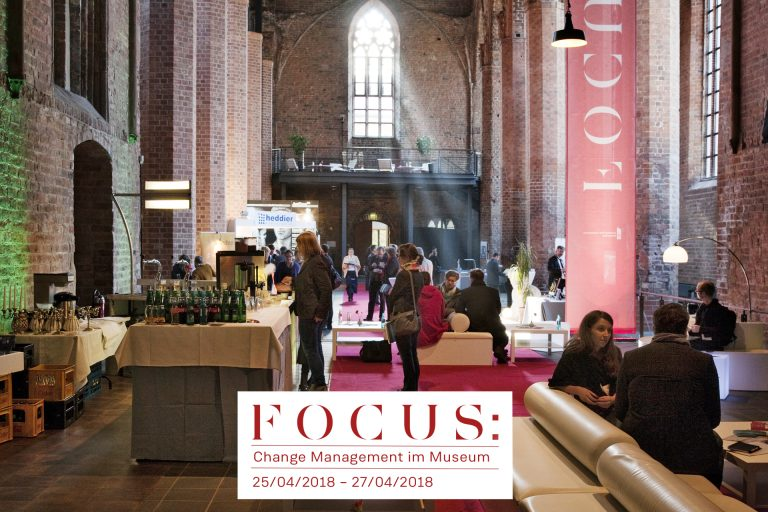 Besuchen Sie uns auf der FOCUS in Brandenburg!