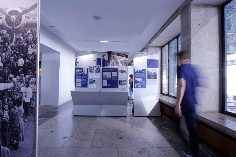 Ein weites Feld. Der Flughafen Tempelhof und seine Geschichte.