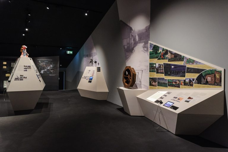 molitor develops new permanent exhibition at the Bildungsstätte Innerdeutsche Grenze in Neustadt near Coburg