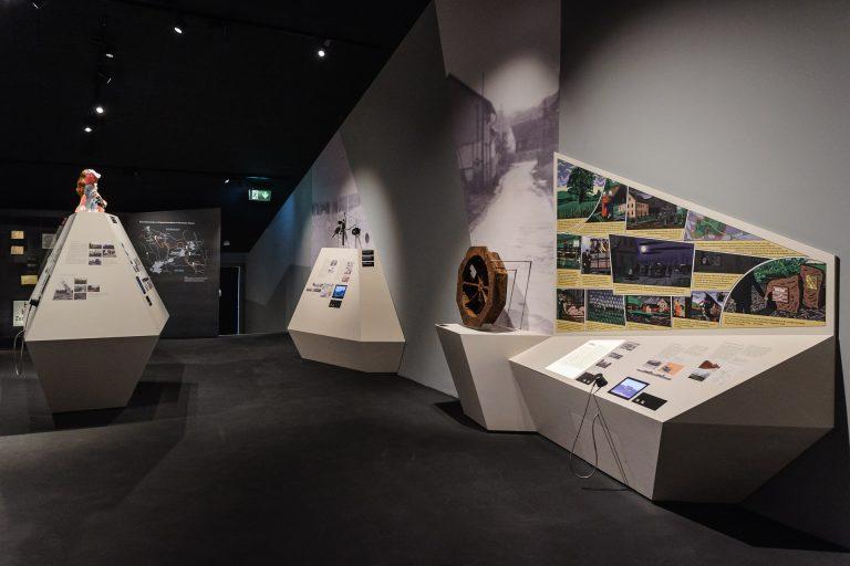 molitor entwickelt neue Dauerausstellung in der Bildungsstätte Innerdeutsche Grenze in Neustadt bei Coburg