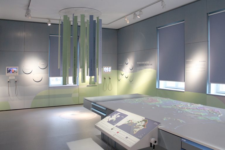 Opening of the new permanent exhibition in the Granitzhaus on Rügen on 18 April 2019