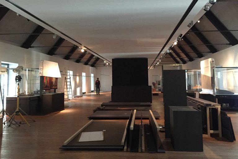 """Eröffnung der Sonderausstellung """"Verschwörungstheorien -früher und heute"""" im Landesmuseum für Klosterkulturen Lichtenau-Dalheim am 18. Mai 2019"""