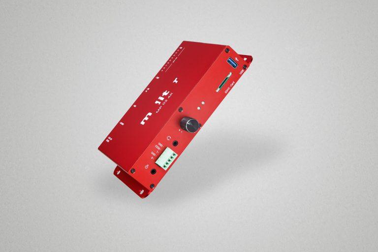 4 K MP 02 Mediaplayer von Molitor GmbH