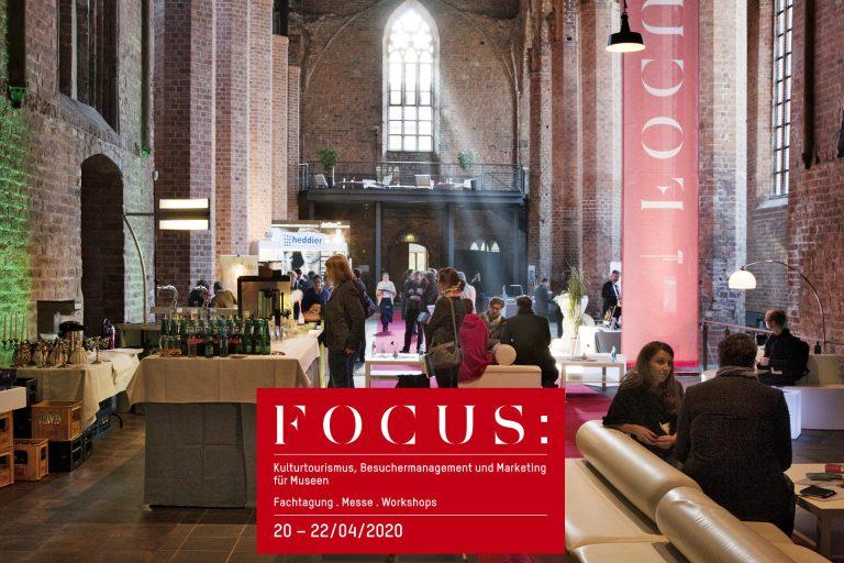 FOCUS 2020 in Brandenburg verschoben auf September 2020!