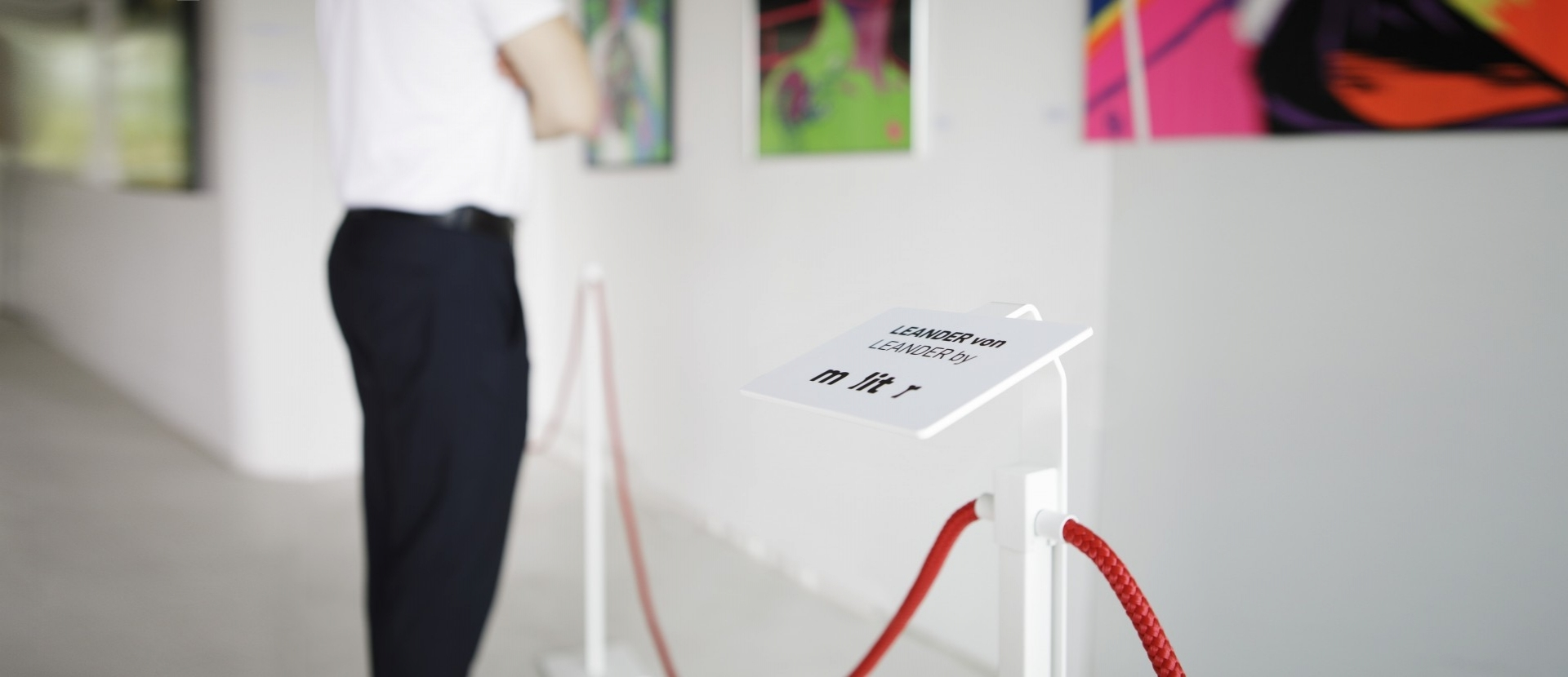 Tensatoren für Museum und Galerien