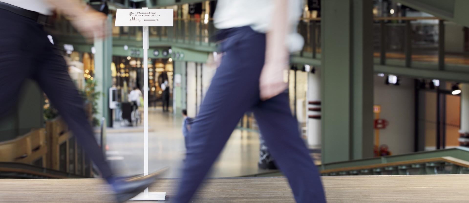 Tensatoren für Shoppingmalls