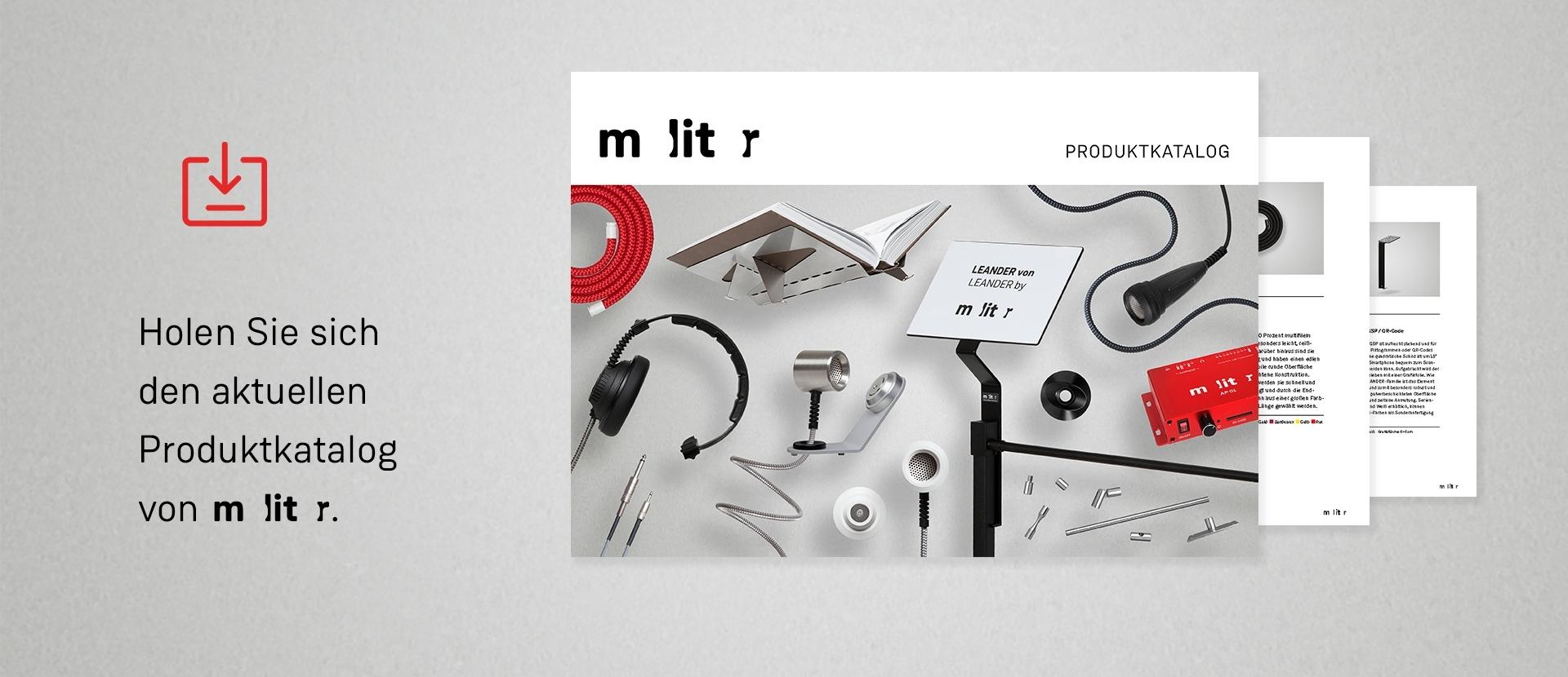 Produktkatalog von molitor GmbH