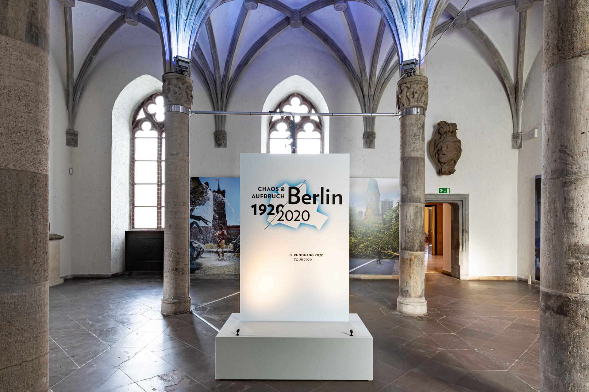 CHAOS & RENEWAL – BERLIN 1920/2020