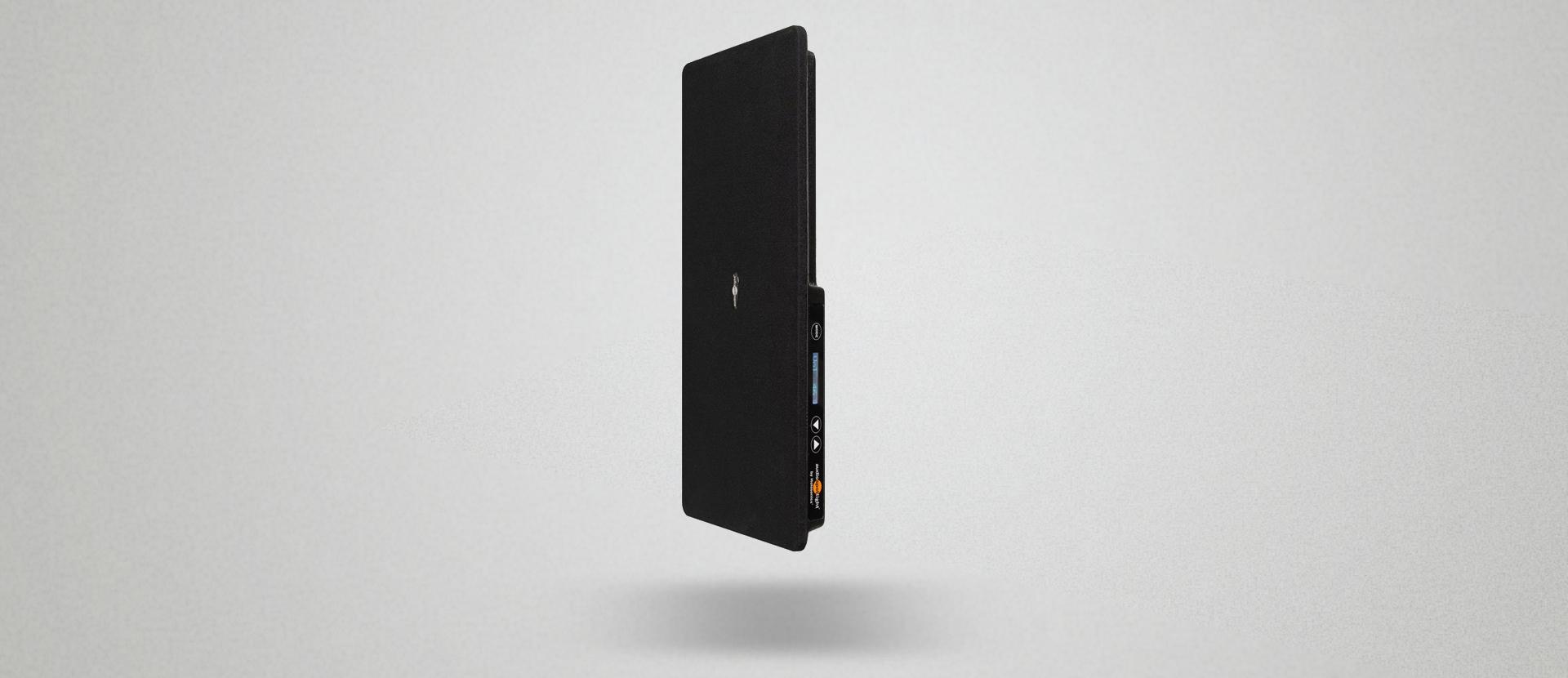 Ultraschalllautsprechersystem audiospotlight von molitor