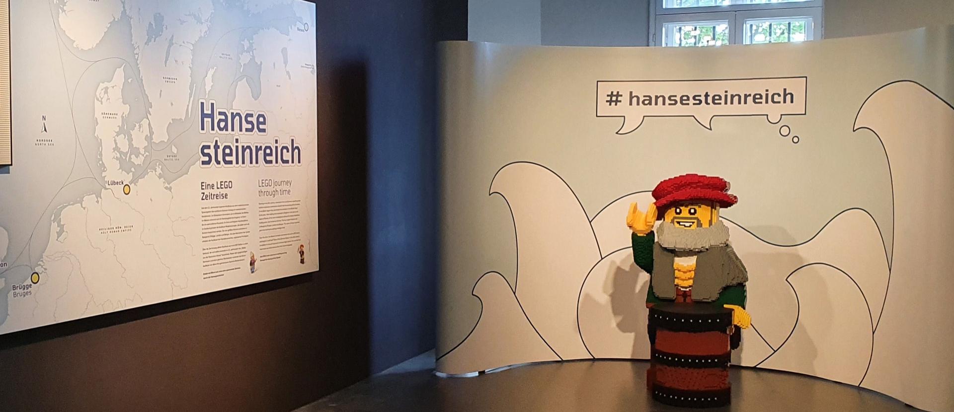 Hanse steinreich. Eine LEGO Zeitreise, Europäisches Hansemuseum Lübeck