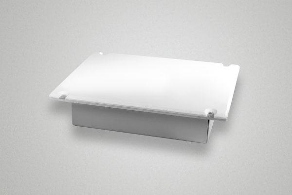 Lautsprecher für die unsichtbare Integration in Möbel und Wandverkleidungen
