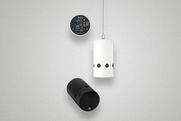 Design-Lautsprecher mit Bewegungssensor