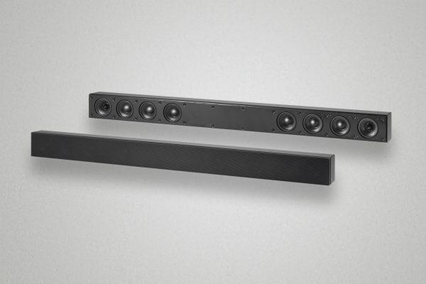 hochwertige Soundbar für Videokonferenzen und Medienräume